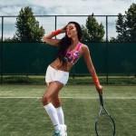 Теннис фотосессия