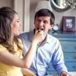 Фотосессия беременной Даши и ее Love Story и немного сладкого